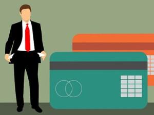 個人の負債、借金