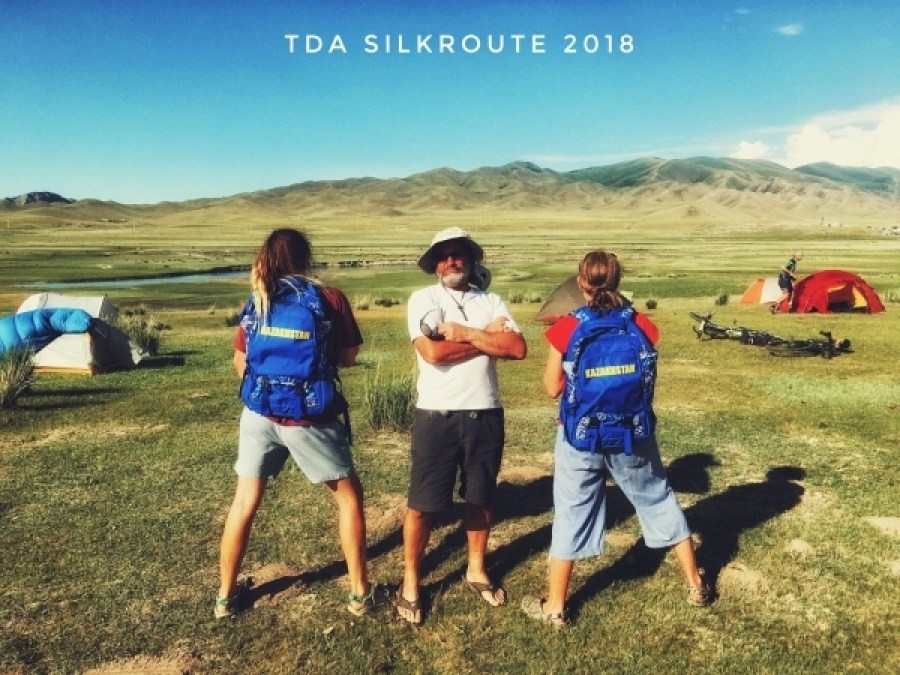 image 7 Jim poses like a boss with Elaina and Helen 600x450 600x450 - TDA Global Cycling Blogs: Staff Picks for 2018