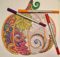 Activité de coloriage