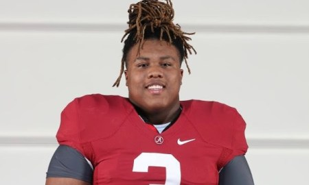 Alabama 2021 in-state recruits / Tim Keenan on visit to Alabama