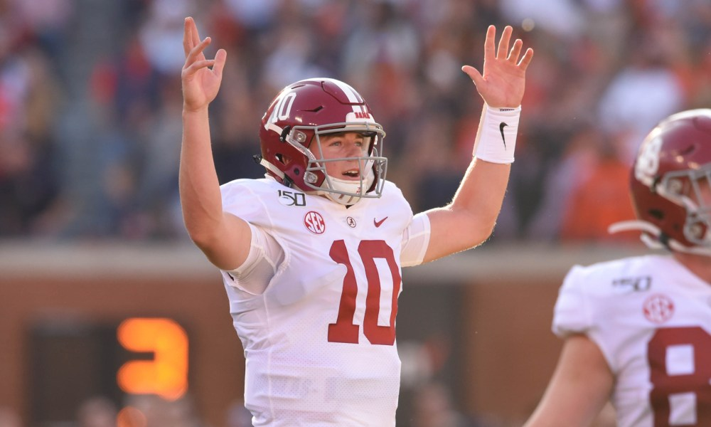 Can Mac Jones be Alabama's first Heisman-winning quarterback? - Touchdown Alabama - Alabama Football