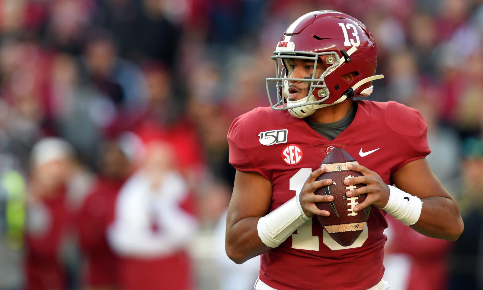 NFL Draft analyst explains why he would take Tua Tagovailoa over Joe Burrow
