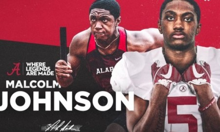 Malcolm Johnson Jr. Alabama Graphic