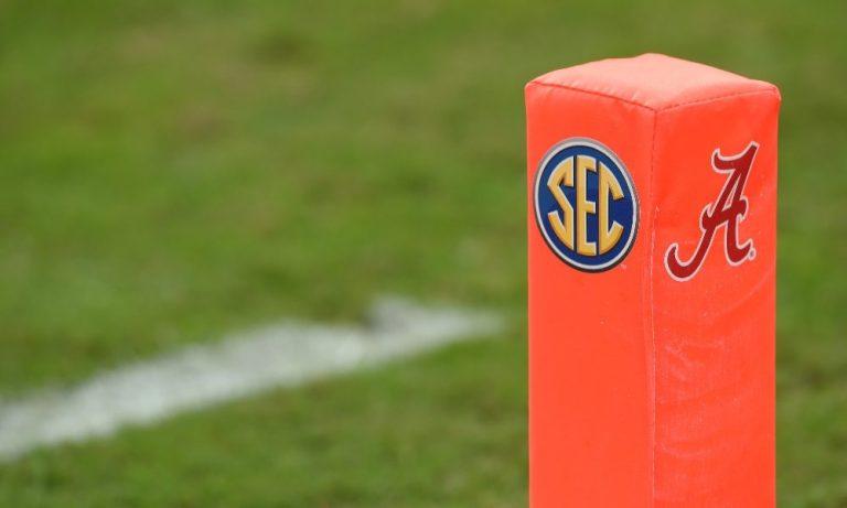 Alabama pylon from Western Carolina game