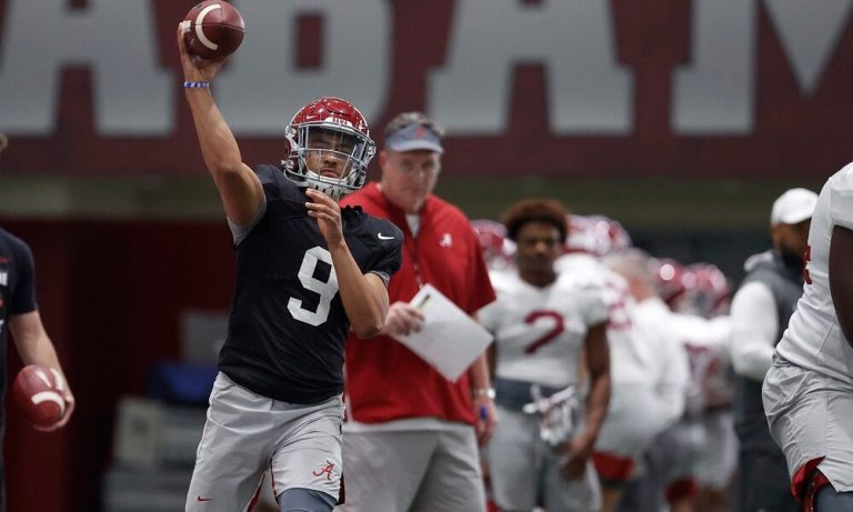Alabama QB Bryce Young to put the college football world on notice this season