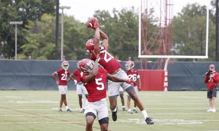 Alabama defensive back Josh Jobe (28) Photo by Kent Gidle