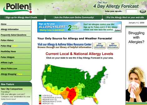 Pollen.com