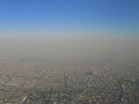 México contaminación