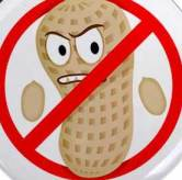 cacahuetes prohibidos