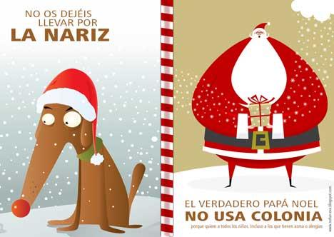 Navidad sin perfume