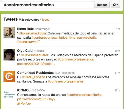 #contrarecortesanitarios