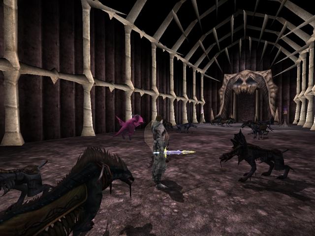 Last Chaos, Screenshot, © 2003-2009 Barunson Games Corporation