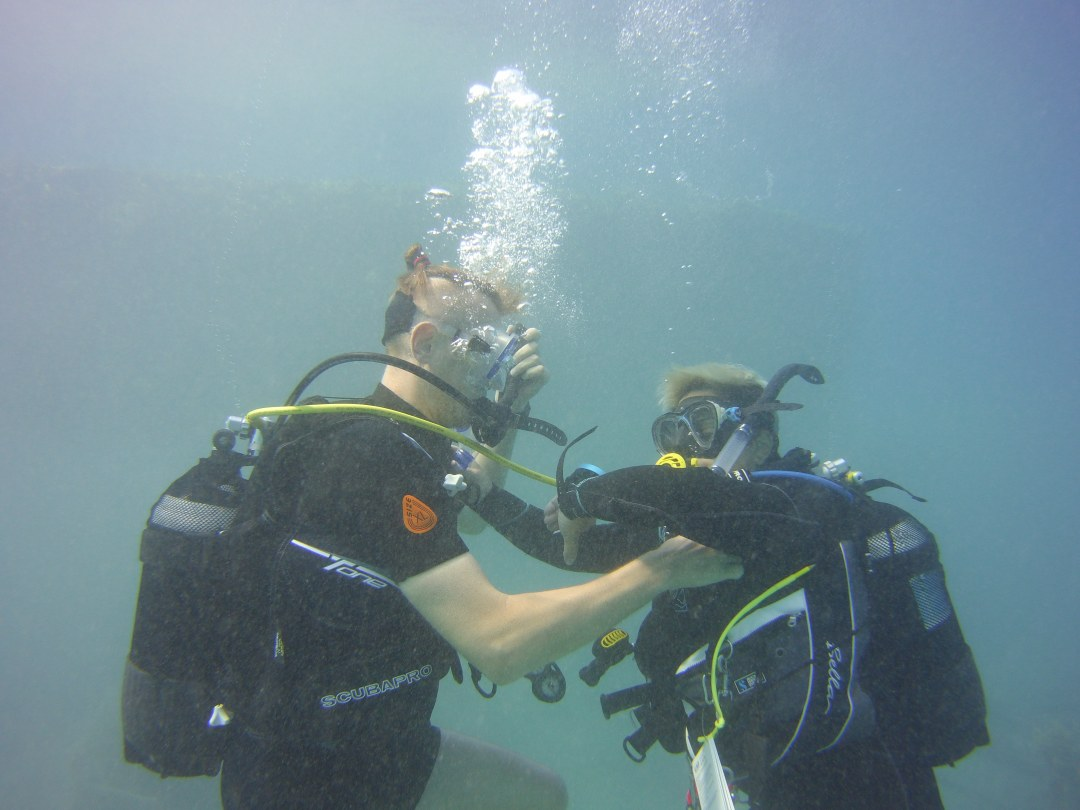 Open Water Course Limassol