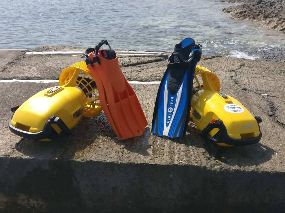 Limassol diving