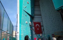 Nilüfer Belediyesi Tırmanış Yarışması