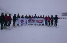 Dağ Kayağı Milli Takım Aday Kadrosu kamp çalışmaları devam ediyor.