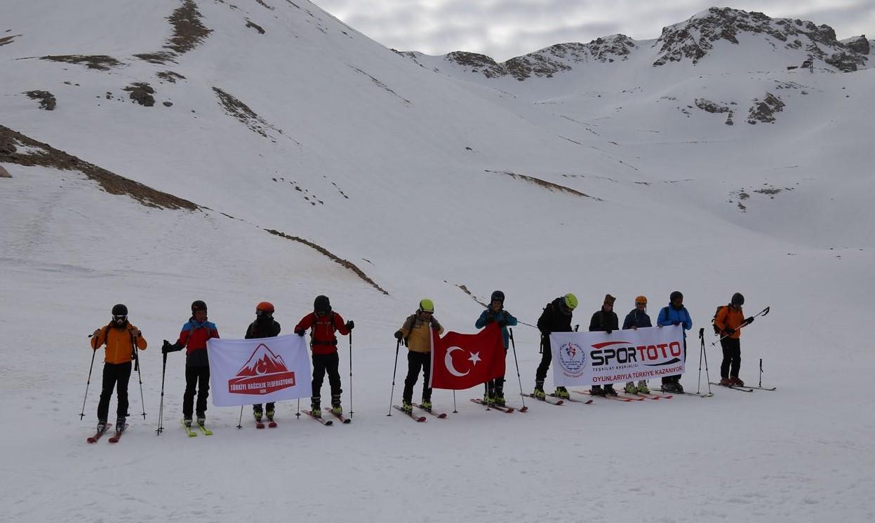 Dağ Kayağı Temel Seviye Eğitimi – Muş Katılımcı Listesi