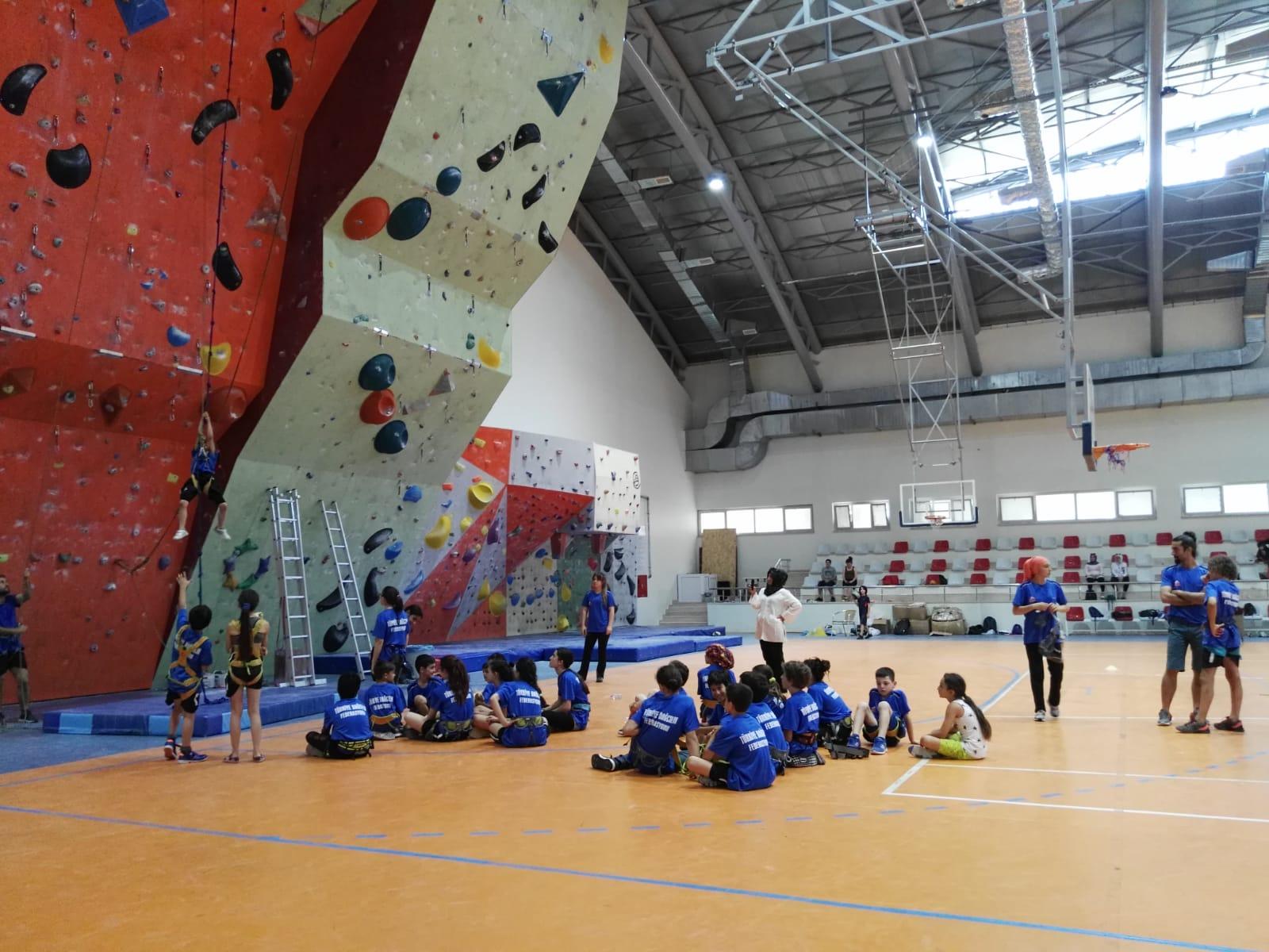Spor Tırmanış İleri Seviye Eğitimi - Bitlis Katılımcı Listesi