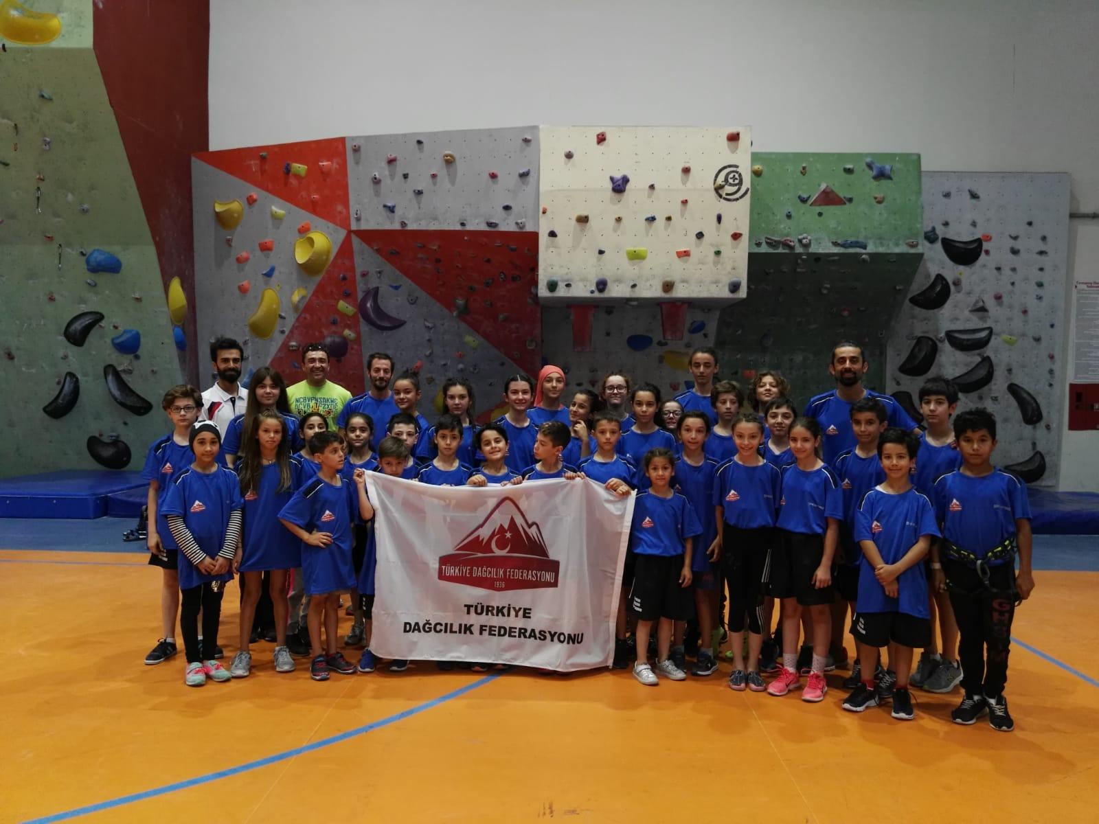 Spor Tırmanış 1.Kademe Yardımcı Antrenör Uygulama Eğitimi Katılımcı Listesi