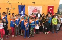1. Bursa Büyükşehir Belediyesi Spor Tırmanış Yarışması sonuçlandı.