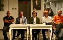 Federasyon Başkanımız İzmir kulüplerimizi ziyaret etti.