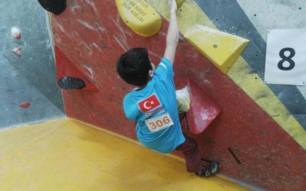 Spor Tırmanış Küçükler C-D-E Boulder 2021 Türkiye Şampiyonası – Isparta Katılımcı Listesi