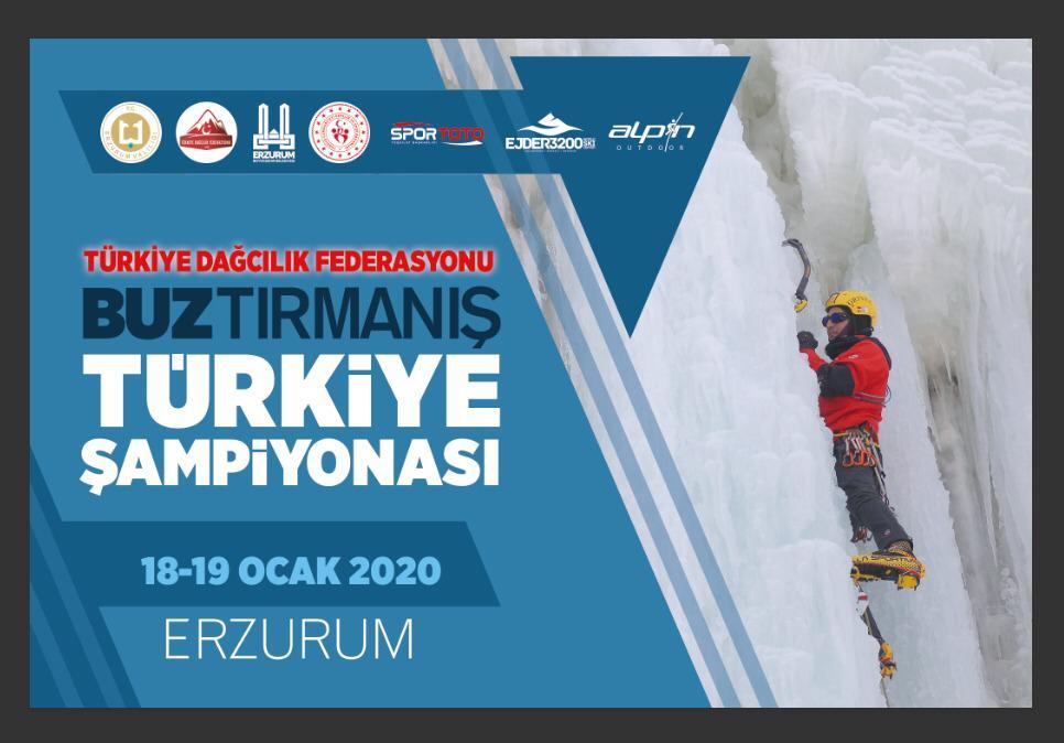 Buz Tırmanışı Türkiye Şampiyonası