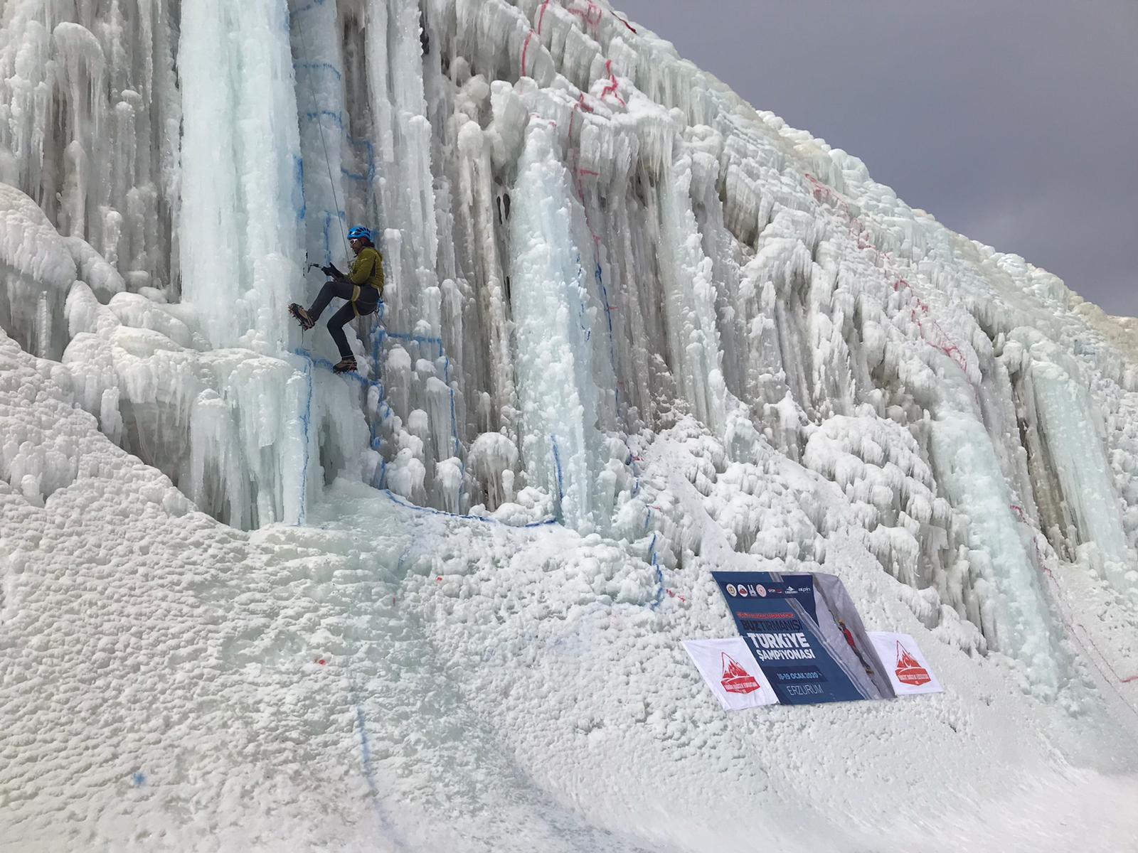 Buz Tırmanışı Uygulama Semineri II Başvuruları