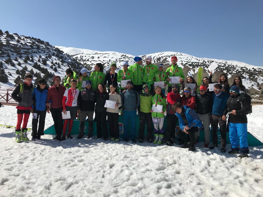 Okul Sporları Dağ Kayağı Türkiye Şampiyonası Sonuçları