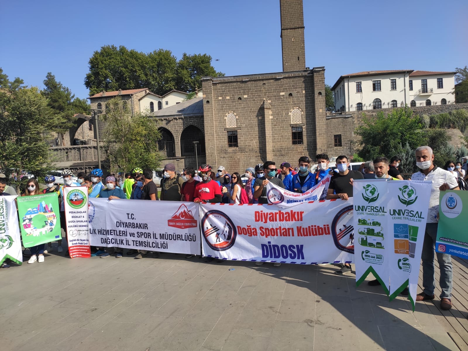 Avrupa Hareketlilik Haftası: Doğa Yürüyüşleri