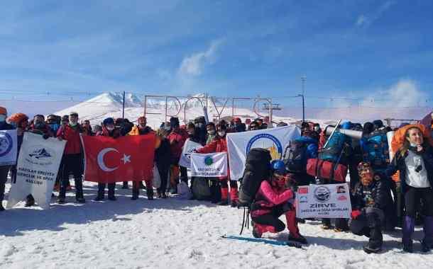 29 Ekim Erciyes Dağı Cumhuriyet Tırmanışı Katılımcı Listesi