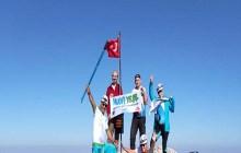 Barla Dağı Tırmanışı