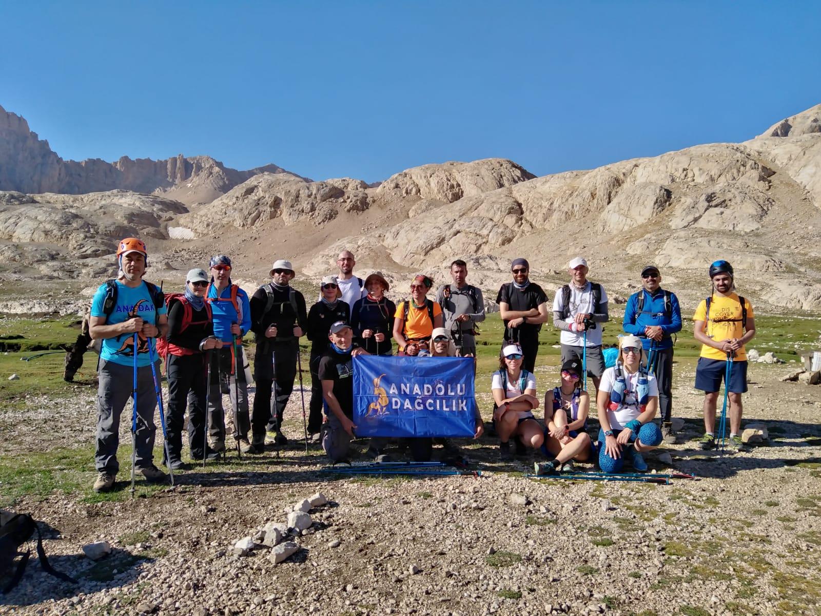 Yüksek Dağ Koşusu Kampı