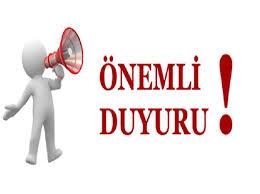 DYS Duyurusu