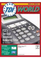 Vol. 39 Issue 2 (2008) FCC's Ten-Digit Telephone Numbering Order