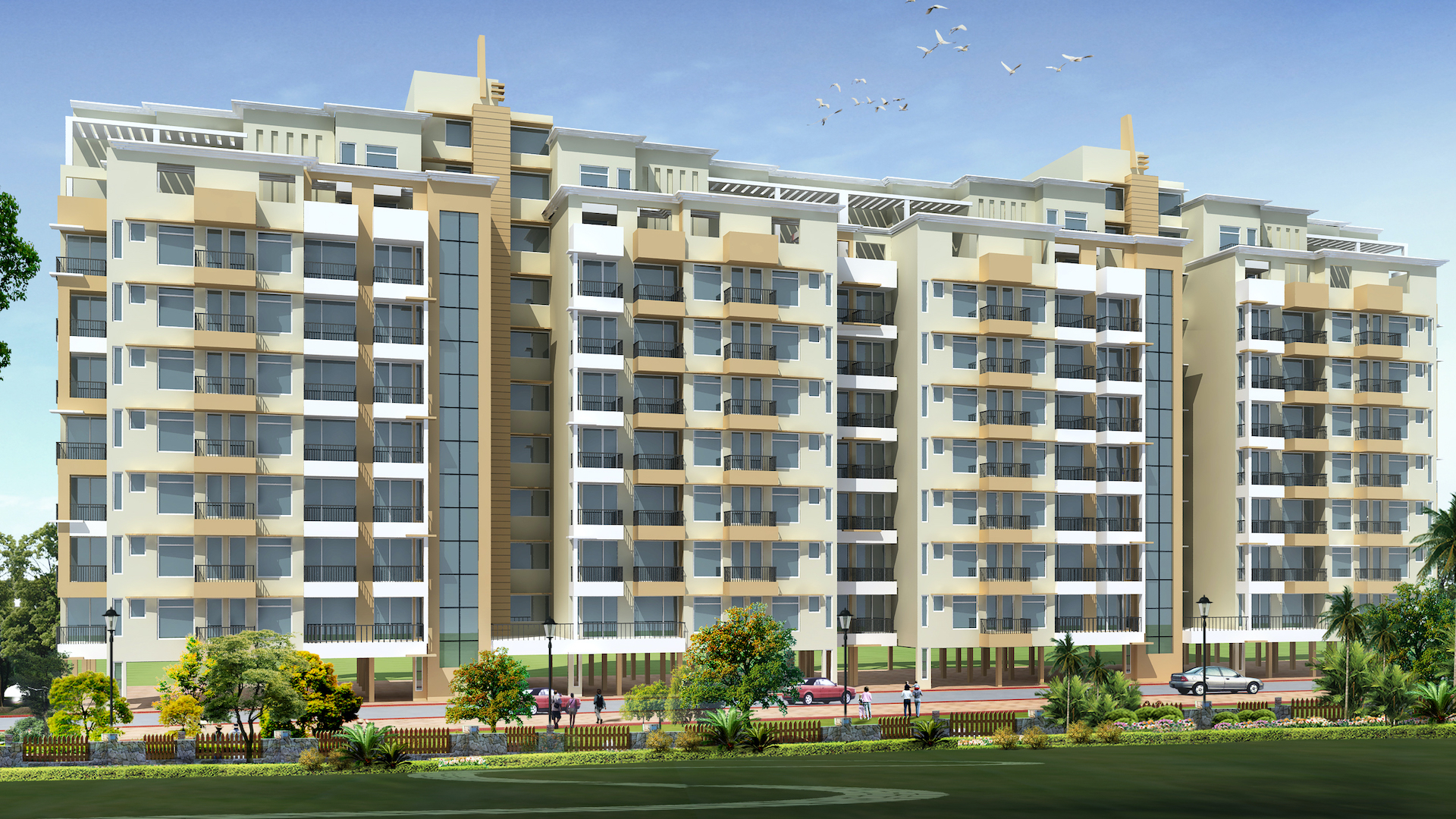 Wellington Heights - Ext., Sector 117, TDI City, Mohali