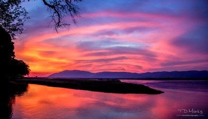 Mana Pools Sunset 1