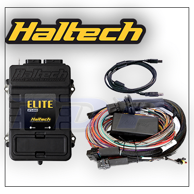 Elite 2500 + Premium Universal Wire-in Harness Kit Length: 2.5m (8?)