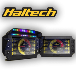 Haltech iC-7 OBD-II Colour Display Dash