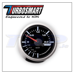 Boost Gauge 0-2 Bar 52mm