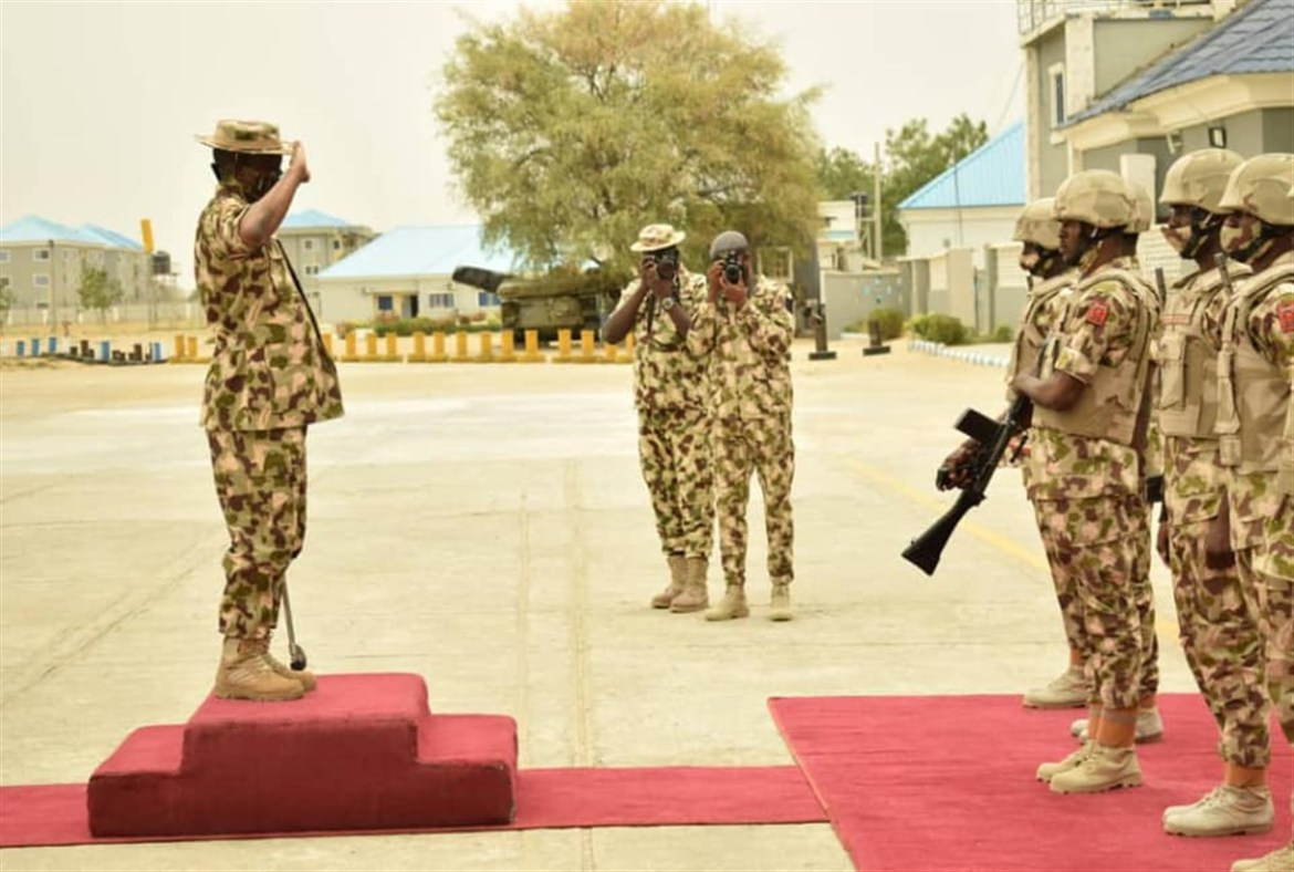 Defend Custodial Centres With Maximum Force – FG Orders Personnel