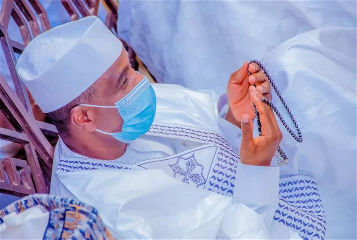 Tambuwal, Sultan Buries Another Sultanate Prince