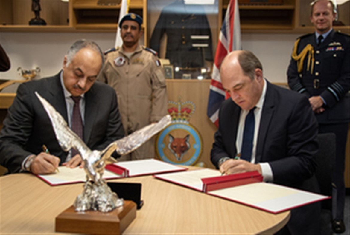 UK And Qatar Expand Air Force Partnership