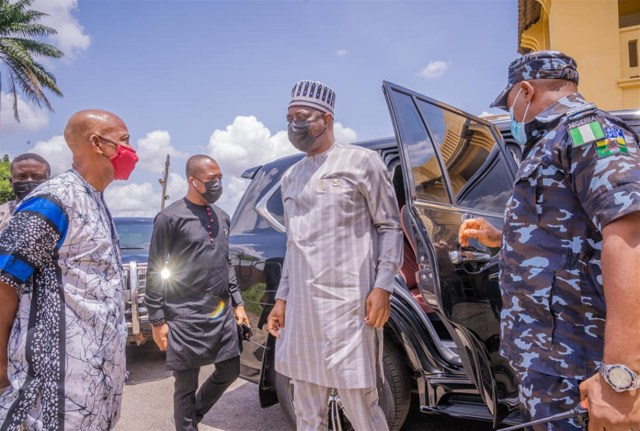Oyo State Governor - TDPel News