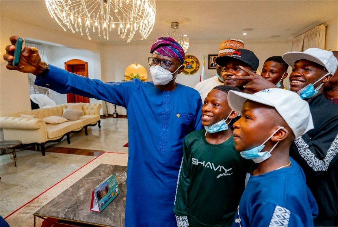 We Will Give You The Opportunity That Will Make You What You Want To Be – Sanwoolu