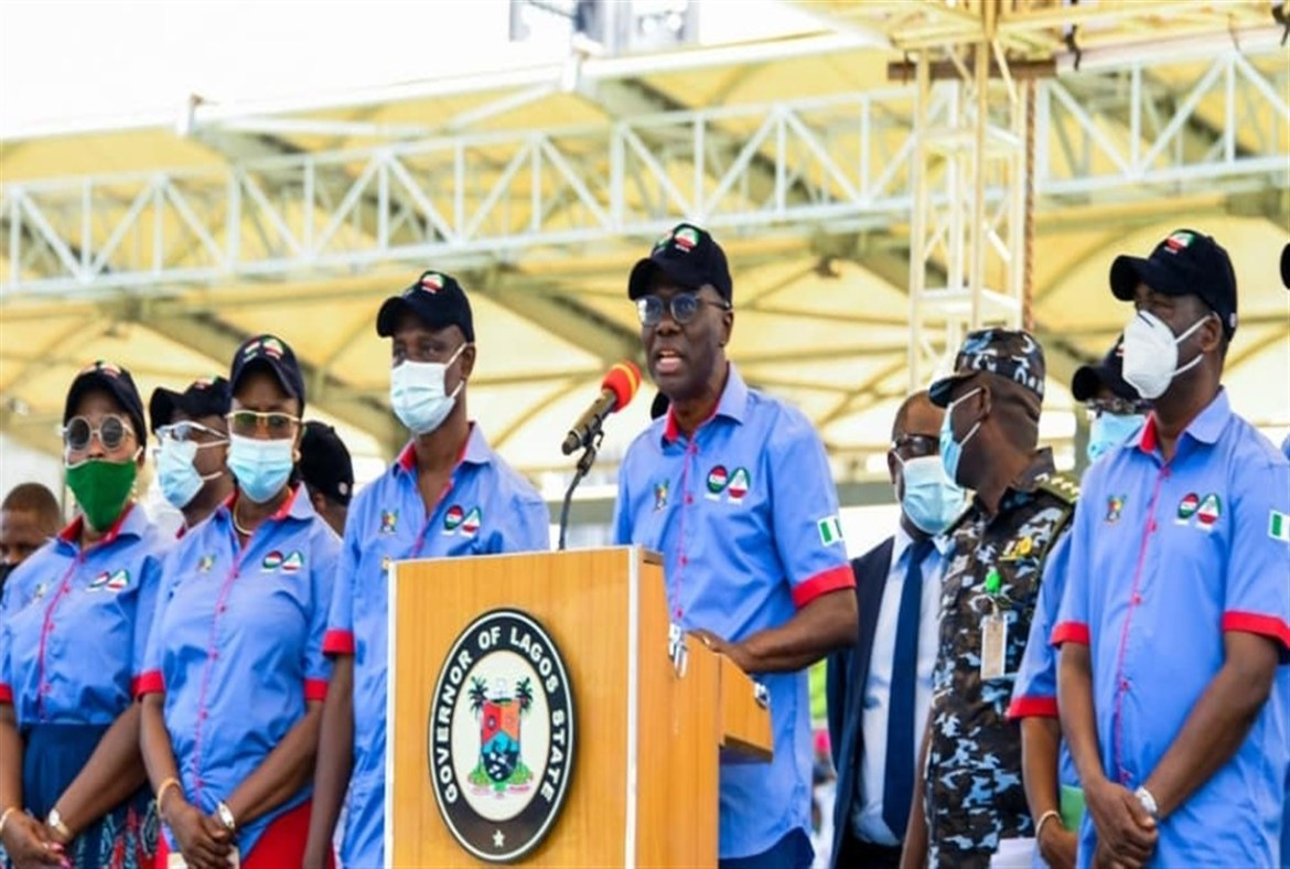 Worker's DaySanwo-Olu Charges Workers To Be Accountable, Render Quality Service To Lagosians