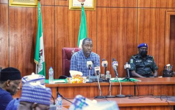 Abadam: Zulum innaugurates committee to resettle IDPs/refugees
