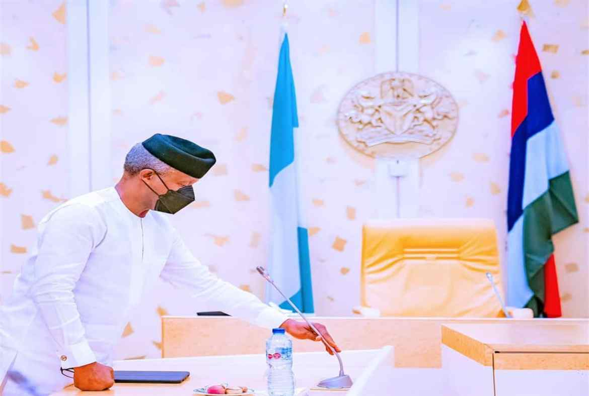 National Security, Economic Success, Greatness more Likely Where there is Unity & Tolerance – Osinbajo