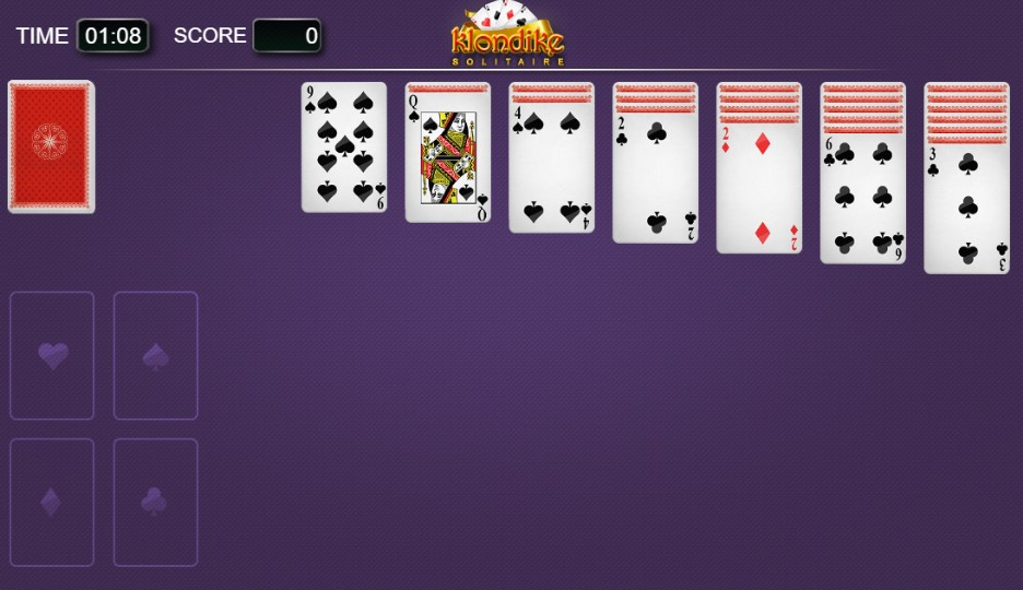 The Different Versions Of Solitaire