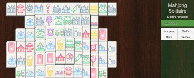 Mahjong Solitaire - TDPel Media